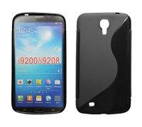 ForCell Zadní Kryt Lux S Black pro Samsung i9200 Mega 6.3