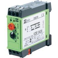 Multifunkční časové relé Tele D6 DR, 110 - 240 V, 5 A