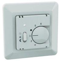 Pokojový termostat Ehmann 6060c0400aw, 5 až 30 °C, bílá