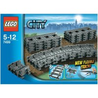Lego City 7499 Náhradní koleje
