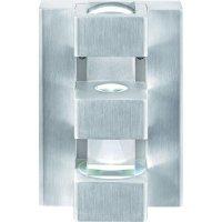 Nástěnné LED svítidlo Sygonix Turin, 2x 3 W, studená bílá