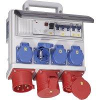 Přenosný rozbočovač Horn PCE, 9004012, 400 V, 32 A, IP44