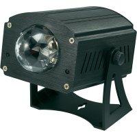 Laserový efekt Mc Crypt GLP24, 100-240 V/50/60 Hz, červená/zelená