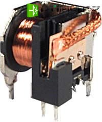 Relé 4120 24V/30A 19x19x21mm