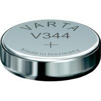 Knoflíková baterie 344 Varta, SR42, na bázi oxidu stříbra