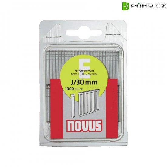 Upevňovací hřebíky Novus 044-0073, 1000 ks - Kliknutím na obrázek zavřete