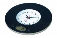 Digitální kuchyňská váha s hodinami, KW 100