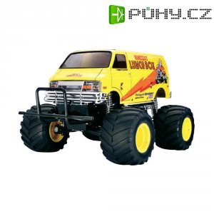 RC model EP Monstertruck Tamiya Lunch Box, 1:12, 2WD, stavebnice