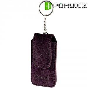 Pouzdro na USB flash Hama Fashion II, fialové