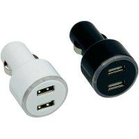 USB nabíječka do autozásuvky Cartrend, 80257, 12 V ⇔ 5 V, 2,1 A