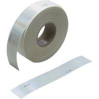 Obrysová svítící páska 3M Diamond Grade, DR-1230-4070-8, 50 m, bílá