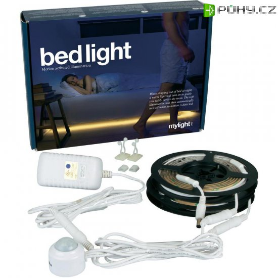 Dekorační LED osvětlení Bedlight Stripes s pohybovým senzorem (0144030141) - Kliknutím na obrázek zavřete