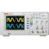 Digitální osciloskop Rigol DS1052E, 2 kanály, 50 MHz