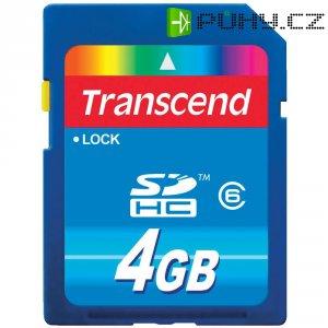 Karta Transcend SDHC 4 GB Class 6