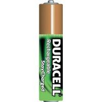 Akumulátor Duracell StayCharged, NiMH, AAA, 800 mAh, 4 ks
