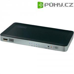 HDMI switch, 5 portů, Digitus