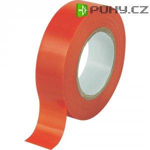 Izolační páska SW10-160, 19 mm x 10 m, červená