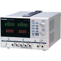 Laboratorní síťový zdroj GW Instek GPD-3303D, 0.1 - 30 V, 0.1 - 3 A