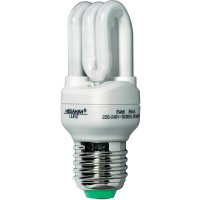 Úsporná žárovka trubková Megaman Liliput E27, 8 W, teplá bílá