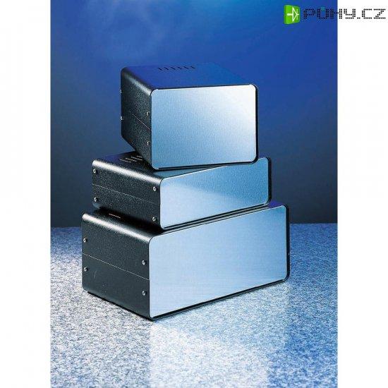 Univerzální pouzdro ocelové GSS08, (š x v x h) 300 x 200 x 110 mm, černá (GSS08) - Kliknutím na obrázek zavřete