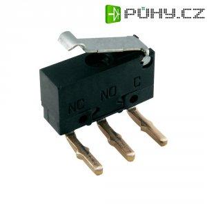 Mikrospínač Panasonic AV4544J, 30 V/DC, 0.5 A, IP40