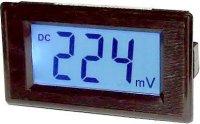 JYX85-panelový LCD MP 1V= 70x40x25mm,napájení 6-12V=