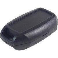Modulová krabička Axxatronic, (d x š x v) 60 x 40 x 18 mm, černá