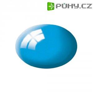 Airbrush barva Revell Aqua Color, 18 ml, světle modrá lesklá