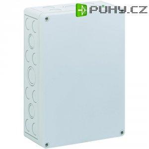 Svorkovnicová skříň polystyrolová EPS Spelsberg PS 2518-9-m, (d x š x v) 254 x 180 x 90 mm, šedá (PS 2518-9-m)