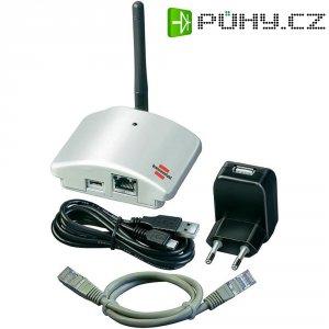 Síťové připojení pro bezdrátové zásuvky Brematic Gateway GWY 433 Brennenstuhl