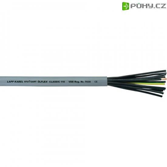 Datový kabel LappKabel Ölflex CLASSIC 110, 18 x 1,5 mm², šedá, 1 m - Kliknutím na obrázek zavřete