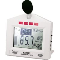 Hlukoměr s monitorem Extech SL130W, 31.5 - 8000 Hz