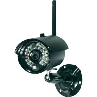 Bezdrátová venkovní kamera 2,4GHz, 640 x 480 px, IP68