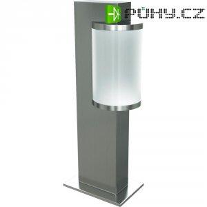 Venkovní sloupové svítidlo Osram Eco Short, halogenové, 20 W, antracit