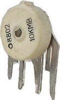 10k/G, potenciometr otočný s vypínačem
