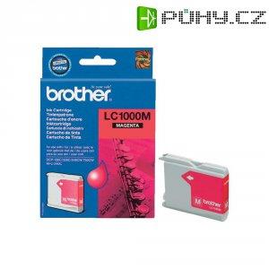 Cartridge do tiskárny Brother LC-1000M, magenta