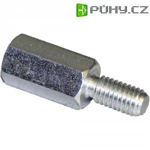Distanční sloupek PB Fastener S57040X10, M4, 10 mm, 10 ks