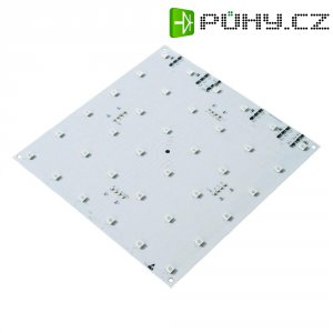 Deska s 36 Triple-Chip LED Barthelme, 670lm, studená bílá