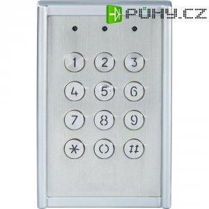 Voděodolná kódová klávesnice Renkforce MKP-3310, 12 - 24 V/AC/DC, IP65