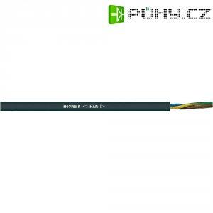 Gumový kabel LappKabel H07RN-F, 5x2.5 mm², černá