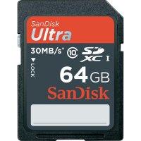 SDXC karta SanDisk 64 GB, Ultra Class 10