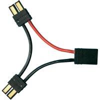 Y kabel sériový Modelcraft, TRX konektor, 700 mm, 2,5 mm²