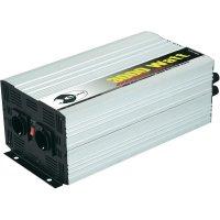 Trapézový měnič napětí DC/AC e-ast HPL 3000-24, 24V/230V, 3000 W