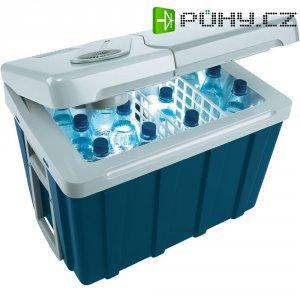 Přenosná lednice (autochladnička) MobiCool W40 12 V, 24 V, 230 V modrá 40 l en.třída=A++