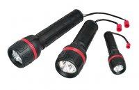 VELAMP LED gumová baterka IRUB3LED