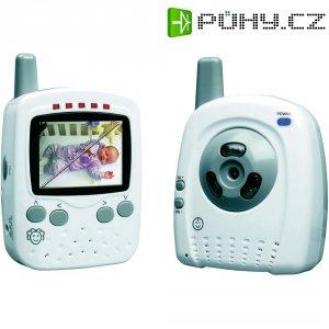 Digitální dětská chůvička s kamerou Elro, IB200, 200 m, 2,4 GHz