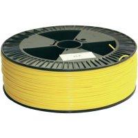 Náplň pro 3D tiskárnu, German RepRap 100178, PLA, 3 mm, 2,1 kg, žlutá