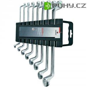 Sada oboustranných očkových klíčů TOOLCRAFT 820904, 6 - 22 mm, N/A, 8dílná