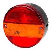 Koncové světlo sdružené pro přívěsy, pravé, velké, MD-016