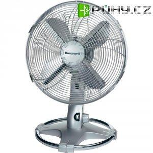 Stolní ventilátor Honeywell HT-216E, Ø 35 cm, 40 W, chrom/stříbrná